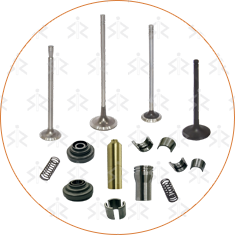 Cylinder Head Components
